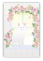HIC8304 MInI White Cat
