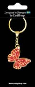 IGa-2040 Butterfly Key Ring