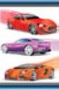 s0062 Sports Cars