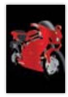 HIC8367 Mini Motorcycle