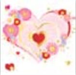 HIC15002b Sparkly Heart