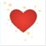 HIC15074 GlisterIng Heart