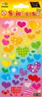 IGD-126 Puffy Hearts