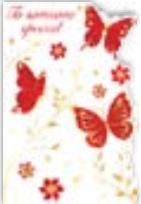 HiC3828 eN Lovely Butterflies