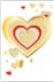 HIC10090 Golden Glitter