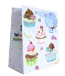 Glitter Cupcakes M