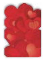 HIC8327 Mini Classic Heart