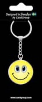 IGa-2038 Happy Face Keyring