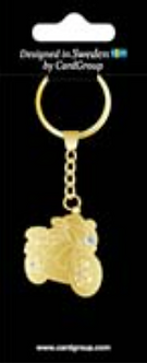 IGa-2044 Motor Cycle Key Ring