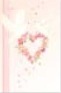 s0064 Flower Heart