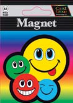 IGa-3000 Smilling Faces Magnet