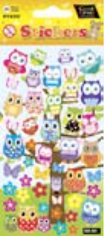 IGD-321 Puffy Owls
