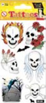 IGD-525 Cool Skulls