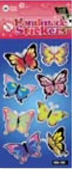 IGD-335 COLOUR BUTTERFLIES
