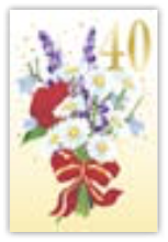 HIC8278 Mini Flowers 40