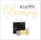 HIC15076 Glitter Birthday