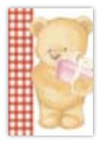 HIC8312 Mini Sweet Teddy