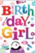 HiC3742eN Girl ́s birtHday