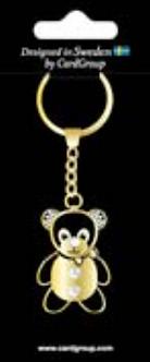 IGA-2047 Bear Key Ring
