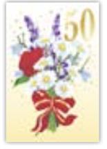HIC8279 Mini Flowers 50