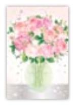 HIC8302 Mini Romantic Bouquet