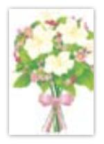 HIC8322 Mini Sweet Bouquet