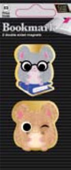 IGa-1010 Hamster bookmarks