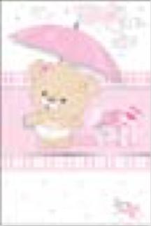 HIC10084 Baby Girl Bear