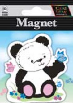 IGa-3002 Panda Magnet