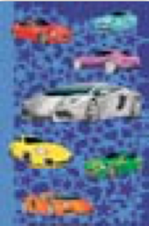 HIC20017 Laser Sports Cars