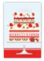 HIC8332 MInI Tasteful Cake