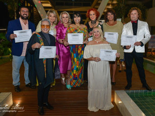 Febraccos empossa diretores SC em evento da Revista Top Society