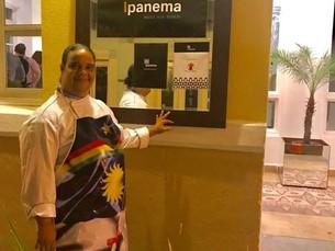 Chef Patrícia Melo leva nossa culinária nordestina para o Panamá