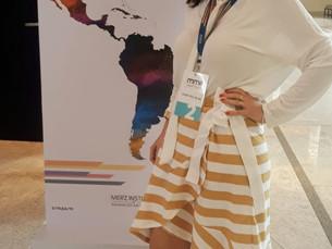 Dra Aline Piol se especializa em Congresso de Atualização Científica