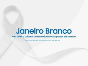 Hospital Jesus Pequenino, junto ao Janeiro Branco, mês da saúde mental e bem estar