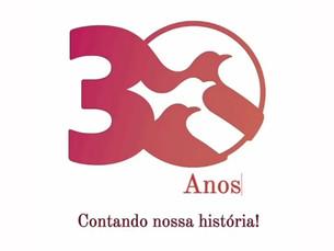 TV ASA Branca comemora 30 anos no ar