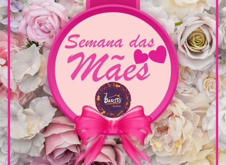 Dia das Mães no Barito Fondue