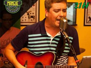 Ricardo Santos se apresenta hoje no Mangue Beer