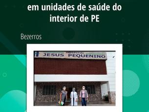 Visitas técnicas do CRN-6 chegam a Primavera, Bezerros e Amaraji no interior de Pernambuco