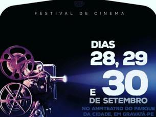 Festival de Cinema Kino Minuto em Gravatá