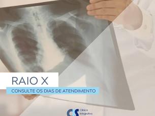 CIS - Clínica Integrativa de Saúde em Gravatá oferece serviço de Raio X