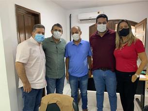 Equipe da Secretaria de Saúde de Gravatá em movimento em prol da saúde pública do município