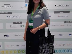 Dra Aline Piol participou de Congresso no Rio de janeiro