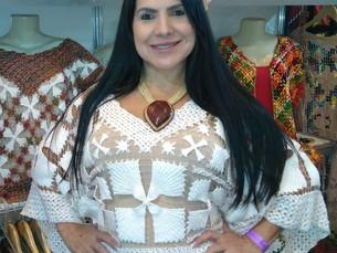 A beleza da Renda Filé de Alagoas por Guilhermina Monteiro