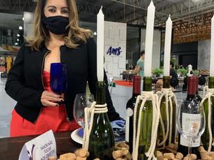 Empresária Paula Yonara participa com a sua Leve Celebre da 2ª Mostra de Mesa Posta no Polo Caruaru