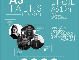 A A3 Revestimentos promove palestra para Arquitetos, hoje em Recife