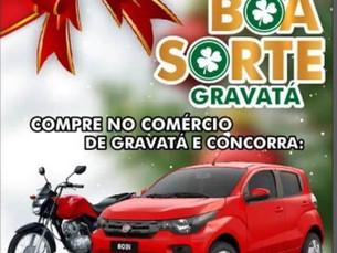 Aciag lança a campanha de Natal Boa Sorte Gravatá