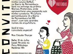 Ana Cláudia Thorpe lança Coluna Arquitetura e Negócios DeAaZ no Diário de Pernambuco