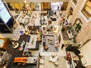 Arquitetos e formadores de opinião prestigiam abertura da Mostra DeAaZ Decor, no Recife