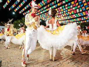 Caruaru preparou uma verdadeira explosão cultural para comemorar o Dia de São João